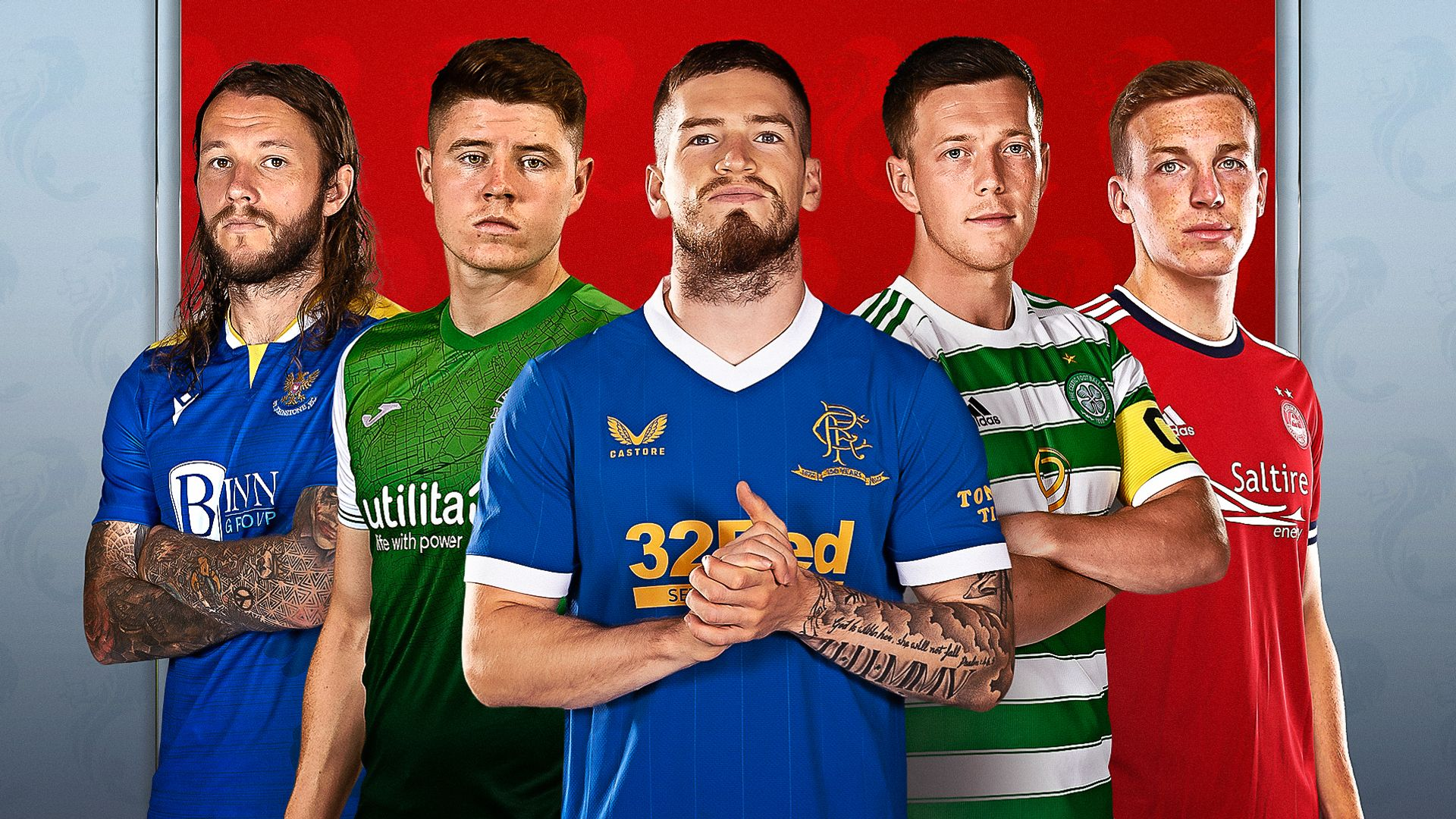 Scottish Premiership match previews, team news and live on Sky Sports